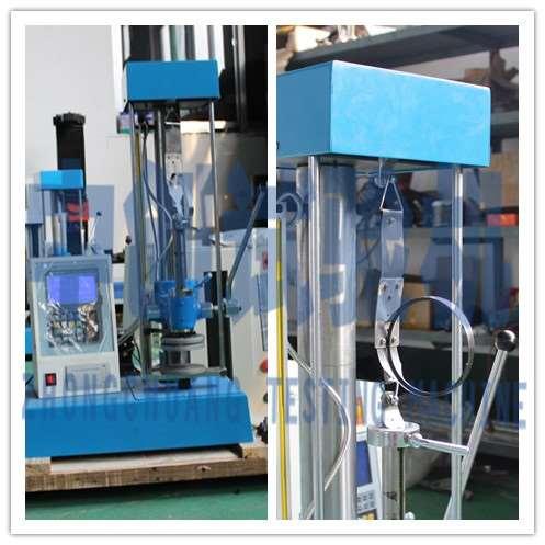 广东订单 200N活塞环径向力试验机已发货