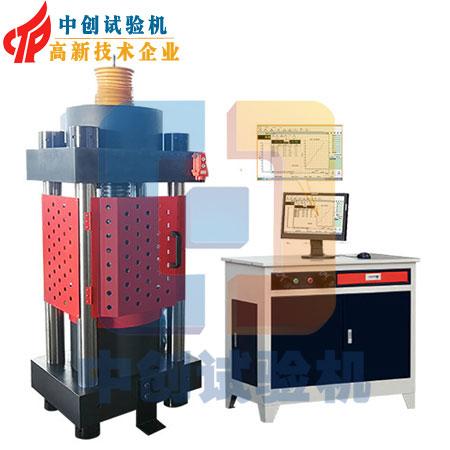 电液伺服压力试验机使用时注意哪些问题