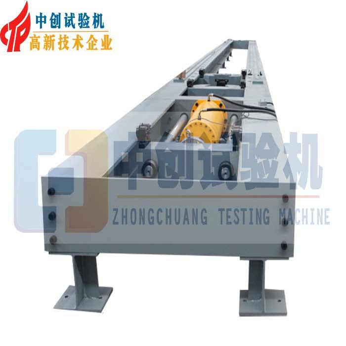 手拉葫芦链条整机限位强度试验机测试方法